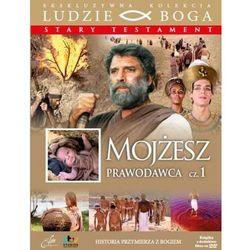 MOJŻESZ Prawodawca cz. 1 + film DVD Wyprzedaż 5/17 (1) (-23%)