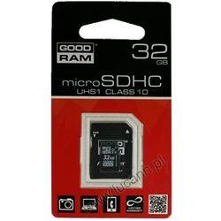 Karta pamięci microSD GOODRAM 32GB CL10 UHS-I