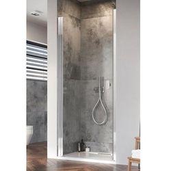 Radaway Nes DWJ I Drzwi wnękowe 100 cm lewe, szkło przejrzyste, wys. 200 cm. 10026100-01-01L