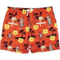 Kąpielówki, strój kąpielowy SANTA CRUZ - Pool Rules Boardie Salbatage (SALBATAGE) rozmiar: 28