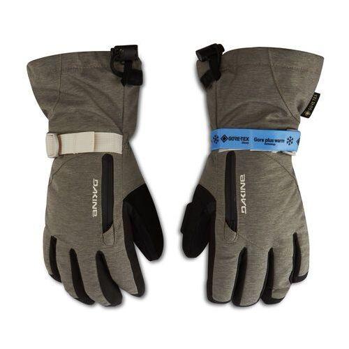 Rękawice ochronne, Rękawice narciarskie DAKINE - Sequoia Glove GORE-TEX 10003173 Stone