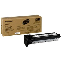 Wyprzedaż Oryginał Toner Panasonic do faksów UF-490/4100 | 6 000 str. | czarny black, brak pudełka i airbaga