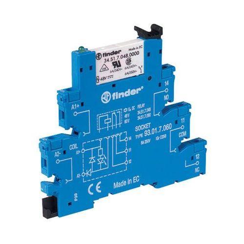 Pozostała elektryka, Przekaźnikowy moduł sprzęgający Finder 38.51.7.024.0050