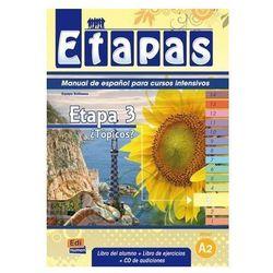 Etapas 3 Podręcznik + ćwiczenia + CD audio (opr. miękka)