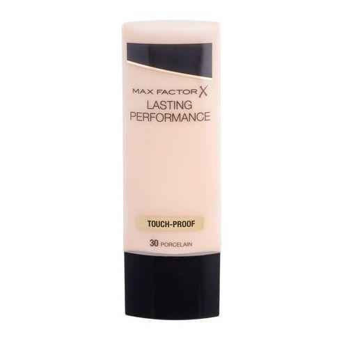 Podkłady i fluidy, Max Factor Lasting Performance podkład 35 ml dla kobiet 30 Porcelain