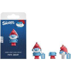 Pendrive Tribe 16GB Papa Smurf (FD002506) Darmowy odbiór w 21 miastach!