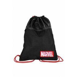 Czarny worek na buty Marvel 2Y38D2 Oferta ważna tylko do 2031-07-23