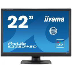 LED Iiyama E2280WSD-B1