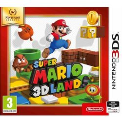 Super Mario 3D Land 3DS edycja Selects