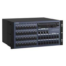 Yamaha RIO 3224 D2 przetworniki AD/DA DANTE, rack I/O 5U, 32 wejścia mic/line, 16 wyjść liniowych, 4 Stereo AES/EBU Płacąc przelewem przesyłka gratis!