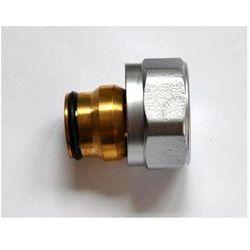 Złączka zaciskowa do rury z miedzi CU GW M22x1,5 x 15mm Schlosser 6025 00002.02 Satyna