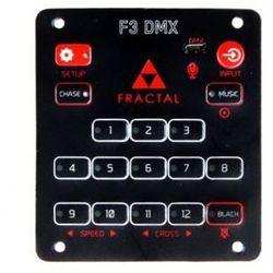 Fractal FX3 DMX CONTROL - sterownik DMX - panel ścienny - rozszerzenie do FX2