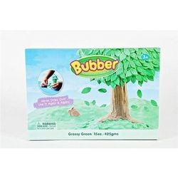 Montessori Modelina Bubber 1,2 kg - Zielona