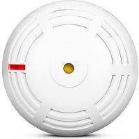 Czujki alarmowe, Abax 2 Bezprzewodowa czujka dymu i ciepła ASD-250