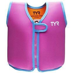 TYR Progressive Kamizelka asekuracyjna Dzieci, pink S | 2-3Y 2019 Akcesoria pływackie i treningowe