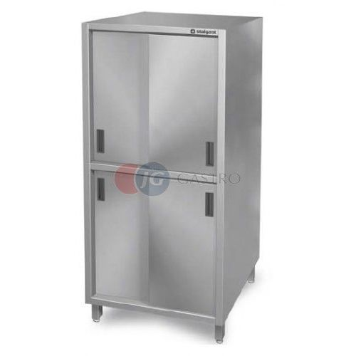 Szafki i regały gastronomiczne, Szafa przelotowa drzwi suwane 800x600x1800 615386