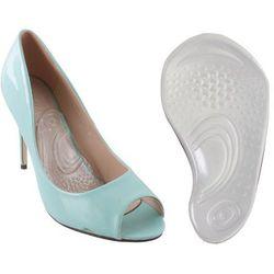 HEELS - Żelowe wkładki do butów na wysokim obcasie - D043