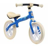 Rowerki biegowe, Rowerek biegowy 10 eva BIKESTAR obracana rama 2w1 lekki 3kg niebieski