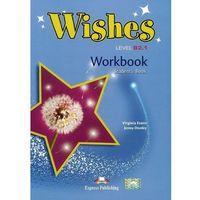 Książki do nauki języka, Wishes B2.1 (New edition) WB EXPRESS PUBLISHING (opr. miękka)