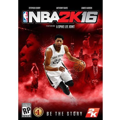 Gry na PC, NBA 2K16 (PC)