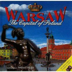 Warszawa stolica Polski / wersja angielska - Praca Zbiorowa (opr. twarda)