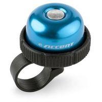Dzwonki rowerowe, 610-06-973_ACC Dzwonek Accent Roll niebieski