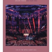 Pozostała muzyka rozrywkowa, ONE NIGHT ONLY - Gregory Porter (CD + DVD)