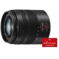 Obiektywy fotograficzne, Panasonic H-FS 45-150mm F/4.0-5.6 ASPH MEGA O.I.S. (czarny)