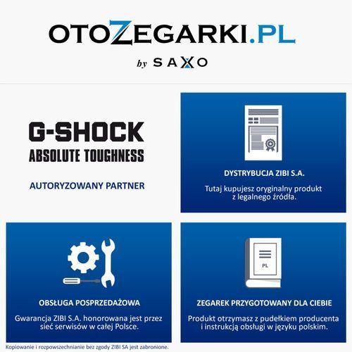 Zegarki unisex, Casio GA-100GBX-1A4ER