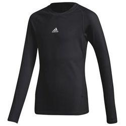 Koszulka Termoaktywna adidas Alphaskin LS Tee JUNIOR czarna CW7324