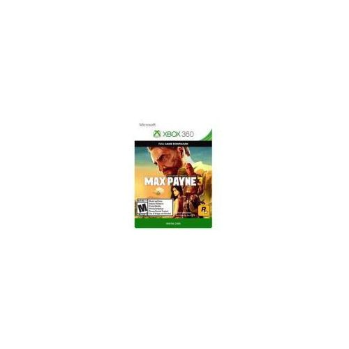 Gry Xbox 360, Max Payne 3 (Xbox 360)