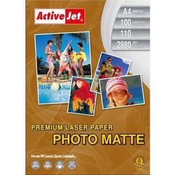 Activejet papier fotograficzny matowy (P4-110M100L) Darmowy odbiór w 20 miastach!