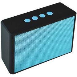 Głośnik mobilny GLOBAL TECHNOLOGY HDY-003 Czarno-niebieski