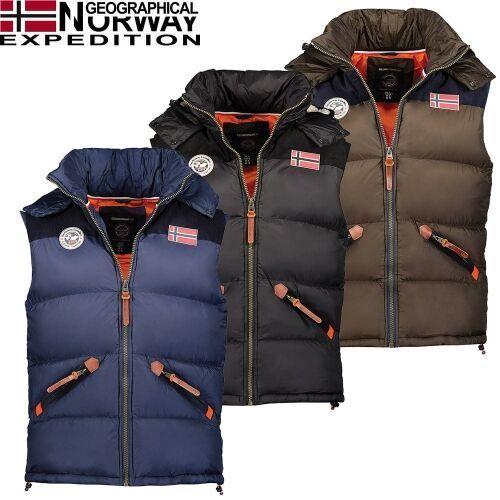 Pozostała odzież męska, Geographical Norway Bezrekawnik VELIAN