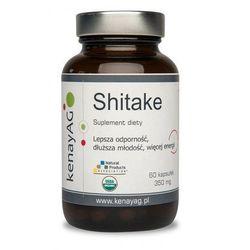 BIO grzyb Shitake (Shiitake) (60 kaps.) Aloha Medicinals Inc.