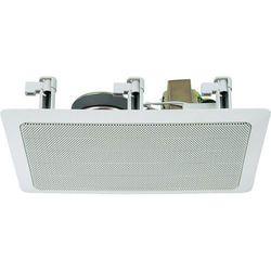 Głośnik sufitowy PA do zabudowy Monacor ESP-17/WS, Moc RMS: 1 W, 55 - 20 000 Hz, 100 V, Kolor: biały, 1 szt.