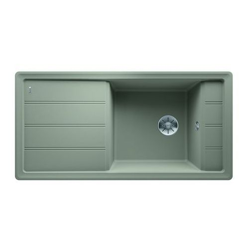 BLANCO FARON XL 6 S Silgranit PuraDur Perłowoszary odwracalny, InFino - Perłowoszary \ Manualny
