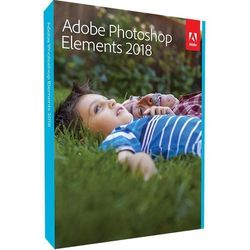 Adobe Photoshop Elements 2018 PL WIN BOX
