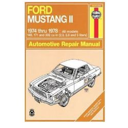 Ford Mustang II (1974 - 1978)