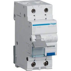 Hager Wyłącznik różnicowoprądowy z członem nadprądowym HAGER ADC916D (2P B16A/30mA) Typ AC - Rabaty za ilości. Szybka wysyłka. Profesjonalna pomoc techniczna.