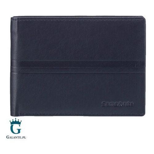 Portfele i portmonetki, Portfel męski Samsonite 15A-290P RFID