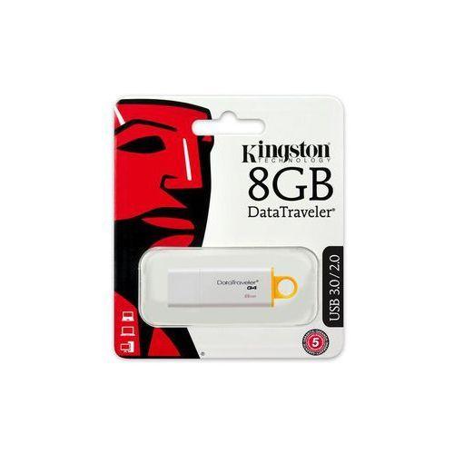 Flashdrive, Pendrive Kingston DataTraveler G4 8GB USB 3.0