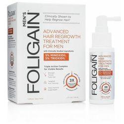 Foligain Trioxidil 5% Minoxidil 5% anty dht przeciw łysieniu androgenowemu 60ml
