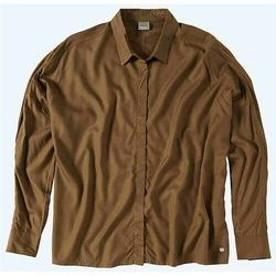 koszula BENCH - Aristocratic B Dark Brown (KH023) rozmiar: L