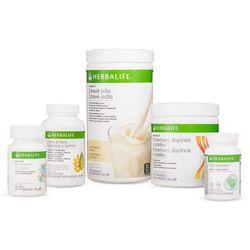 Herbalife Odżywianie komórek, 4 składnik -s koktajlem f1 550g i protein 240g