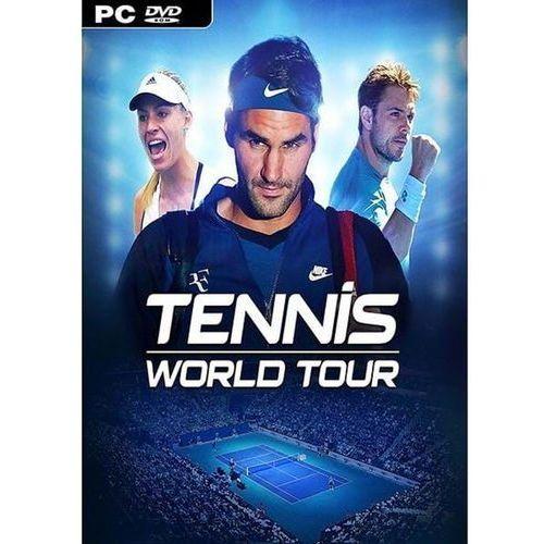 Gry PC, Tennis World Tour (PC)
