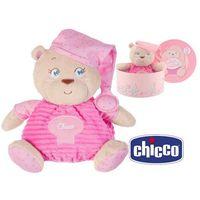 Pozostałe zabawki, Chicco Pluszak Miś Różowy
