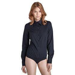Koszula body - czarny - K22