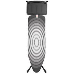 Deska do prasowania Brabantia Titan Oval z podstawką na generator pary 124x38 cm