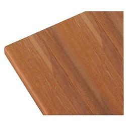 Blat olejowany drewniany Biuro Styl Premium 61 x 4 x 305 cm dąb